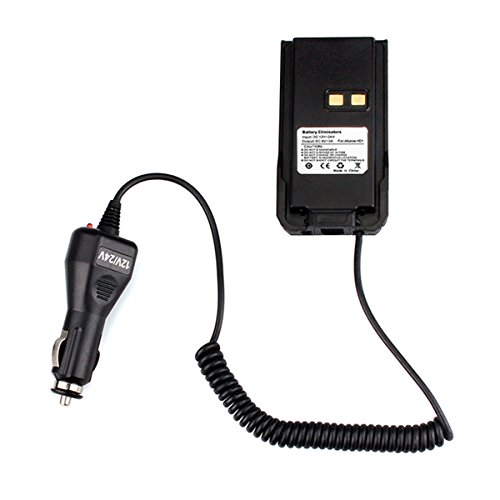 Ailunce Car Charger Battery Eliminator 12V-24V for Ailunce HD1 DMR Radio by Ailunce