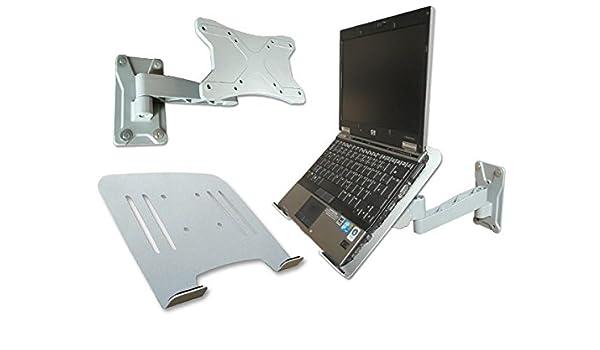 DRALL INSTRUMENTS Pared con Placa Adaptadora para Ordenador Portátil Netbook Tablets Soporte Modelo: L78 de ip3s: Amazon.es: Electrónica