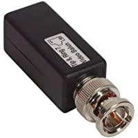 C2G/Cables to Go 41151 BNC Male to RJ45 Female Video Balun (Black)