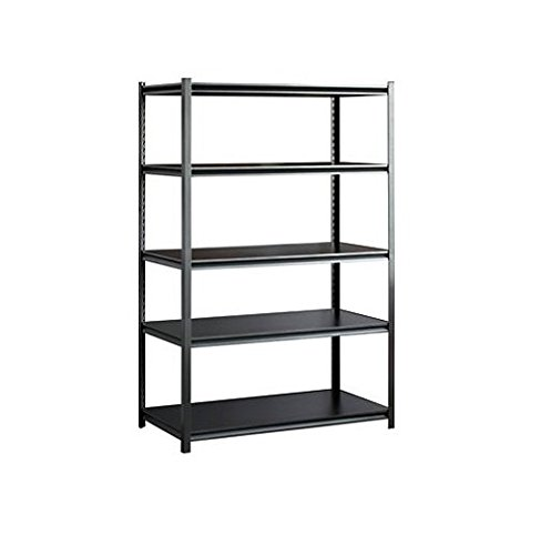 Muscle Rack 5-Shelf Heavy-Duty Steel Shelving (Muscle Rack Heavy Duty Steel Shelving Instructions)