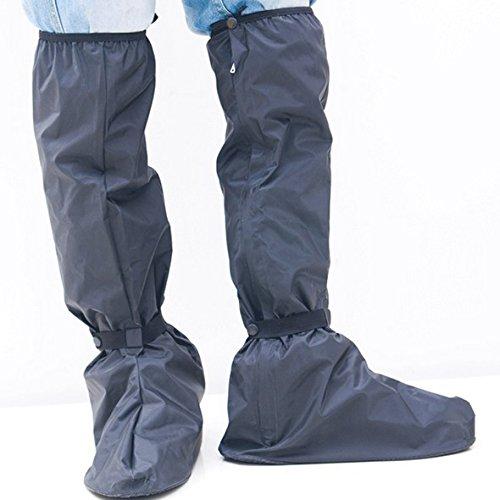 HHBO Pattino impermeabile nera impermeabile del pattino del caricamento del sistema di protezione della pioggia di protezione del motociclo esterno