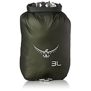 Osprey UltraLight 3 Dry Sack, Shadow Grey, One Size