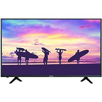 """Hisense 50H6D Smart TV 50"""", 3840 x 2160, Ultra HD 4K, HDR, 4 x HDMI, 3 x USB 3.0, Color Negro"""
