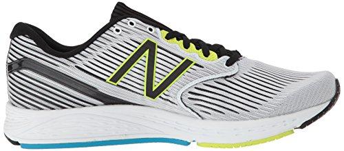 nero New Fitness Balance Nero Scarpe Da Zapatillas Grigio M890wb6 Running De Unisex Adulti gPxFg8