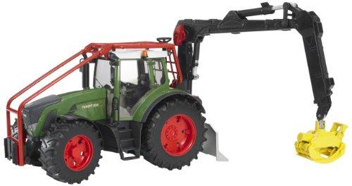 Bruder Fendt 936 Vario Forestry - Tractor Fendt