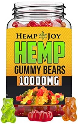 Omega 3, 6 & 9 Gummies for Stress Relief Organic All Natural Anxiety, Inflammation, Pain Management