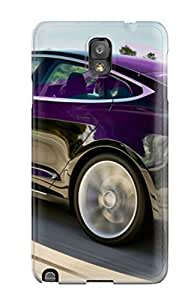 Durable Tesla Model S 39 Back Case/cover For Galaxy Note 3 by icecream design