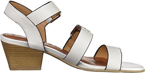 Tamaris 1-28345-24 sandalias para mujer blanco - blanco