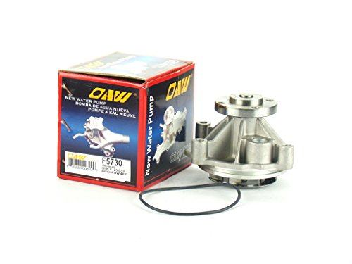 OAW F5730 Engine Water Pump for Lincoln Continental 4.6l 1995 - 2002 1998 2002 Lincoln Continental Auto