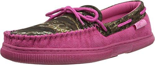 Mocassini Da Donna Mocassini Occidentali Mocassino Rosa / Pantofola Di Quercia Muschiosa Lg (noi Donne 9-10) M