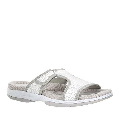 Garbo Street Easy Sandale grey Femmes Synthétique White Apnfq6w
