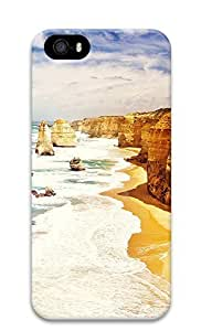 iPhone 5 5S Case Acts Rock 3D Custom iPhone 5 5S Case Cover