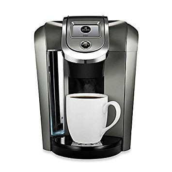 Keurig 2.0 K575 Coffee Brewing System in Platinum by Keurig