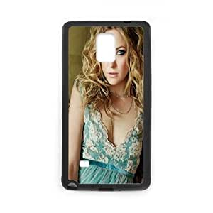 Samsung Galaxy Note 4 Cell Phone Case Black_Kate Hudson FY1404800
