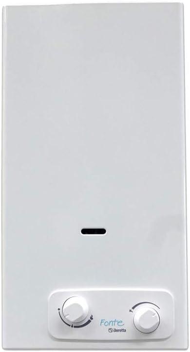 Beretta - Calentador de agua a gas Fonte Ae 11metano