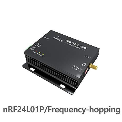 WillBest RS485 RS232 Wireless uhf Module RF Transceiver E34-DTU-2G4H27 2.4GHz DTU Modem Long Range Wireless IoT Transceiver