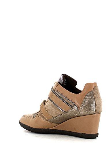 Geox Amelia - Zapatillas Mujer Hueso