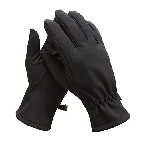 Windproof Winter Warm Fleece Cycling Gloves Slip Resistance Tactical Gloves