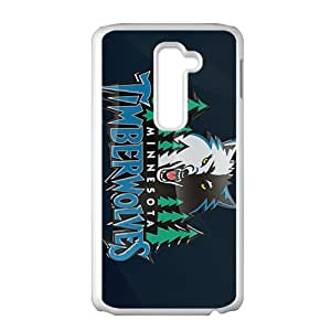 TIMBERWOLVES New Style Creative Pone Case For LG G2