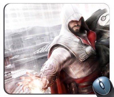 Price comparison product image Assassins Creed 2 Mouse Pad