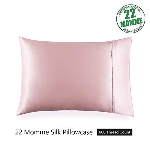 Amazon Com Lova Home Silk Pillowcase Queen Size 22 Momme