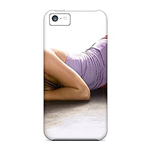 ConnieJCole Scratch-free Phone Case For Iphone 5c- Retail Packaging - Stacy Keibler Celebrity