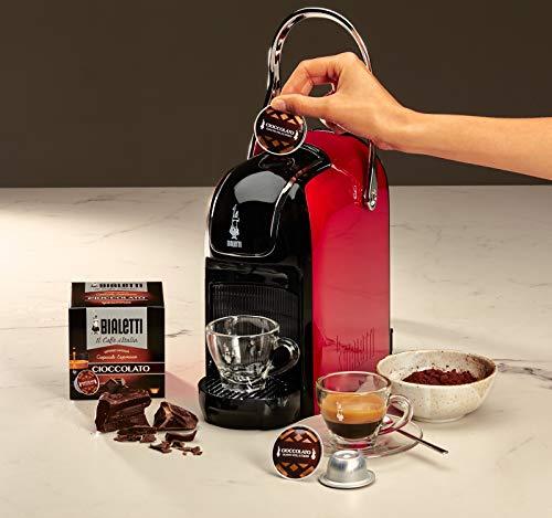 Bialetti Break - Macchina Caffè Espresso a Capsule in Alluminio con sistema Bialetti il Caffè d'Italia, Design compatto… 3
