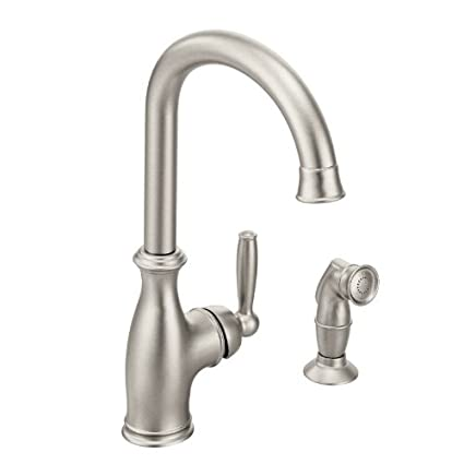 moen brantford bathroom faucet handle single cool si kitchen unique gallery modern faucets dainolite white beautiful