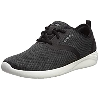Crocs Women's Literide Mesh Lace-up Sneaker
