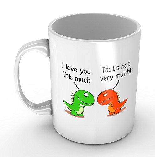 Dinosaur Boyfriend girlfriend Birthday christmas product image