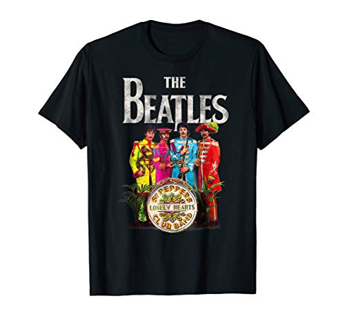 - The Beatles Lonely Hearts Sergeant T-shirt