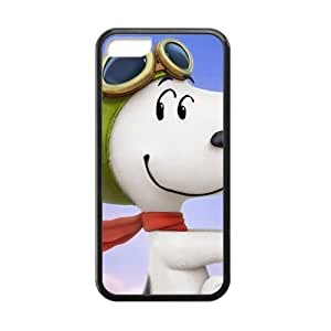 Zyhome iPhone 5C Funny Cartoon Snoopy Series Case Covers for iPhone 5C TPU (Laser Technology)