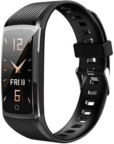 Smart Armband, 1,14 inch kleurenscherm, 90 mAh, Multiple Dial Opties, Sport stappenteller, IP67 waterdicht, Voor Android…