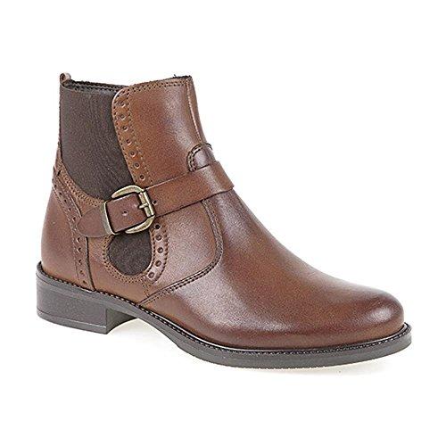 Brown Women's Tamaris Chelsea 25002 Boots xIOHUq1w