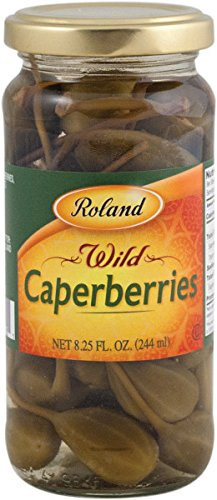 Wild Caperberries (Roland) 8.25 oz