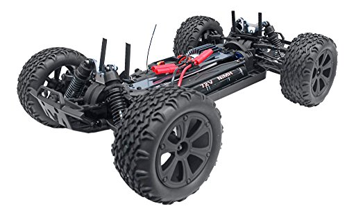 Redcat Racing Blackout XTE 1/10 Scale Electric Monster Truck with Waterproof Electronics, Red by Redcat Racing (Image #6)