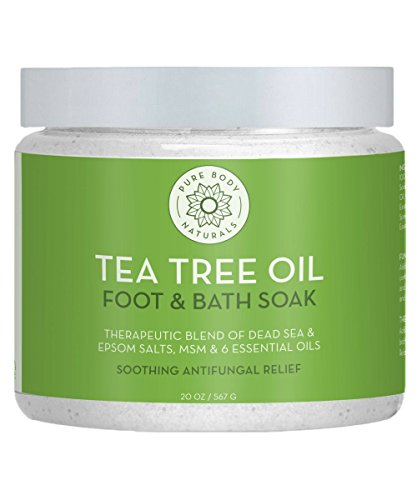 Tea Tree Oil Foot Soak product image