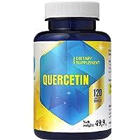 Quercetin 316mg 120 veganska kapslar 4 månaders leverans
