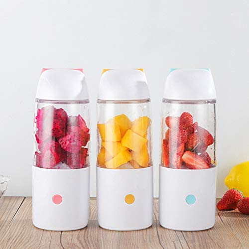 Juicer Blender,Smoothie Blender Juicer Cup,Fruit Mixing With Rechargeable Batteriesp