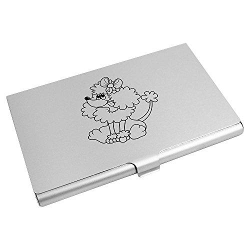 Card CH00013740 Wallet Card 'Poodle Dog' Azeeda Business Credit Holder 8faOzwY