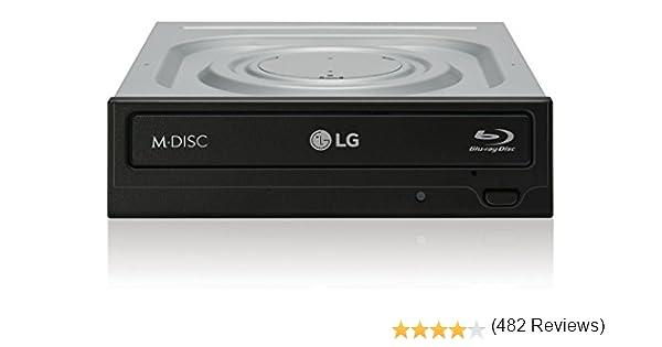 LG BH16NS55 - Unidad de Disco óptico, Escritorio, BLU-Ray DVD ...