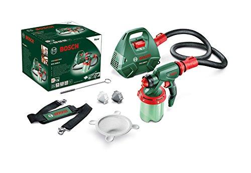 82 opinioni per Bosch PFS 3000-2 Sistema di Verniciatura a Spruzzo, 1000 ml, Verde