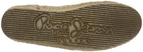 Pepe Jeans Herren Tourist Basic 4.0 Espadrilles Beige (sabbia)