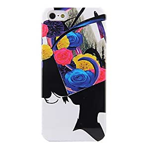 GJYSpecial Design Abstract Pattern Back Case for iPhone 5/5S