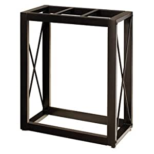 Petco manhattan 29 gallon metal tank stand for Double fish tank stand