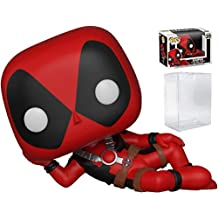 [Patrocinado] Funko Sexy Deadpool Pop. Parodia de Marvel Deadpool protector de figura–.45mm Pop de vinilo incluido
