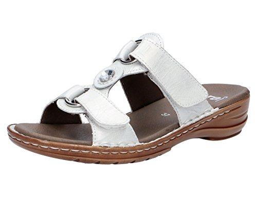 Ara Haw, Damen Pantolette Weiß