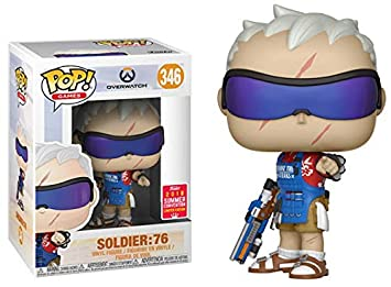 42c0c38733c Games  Overwatch - Soldier  76 - Grillmaster 76 - SDCC 2018 Summer  Convention Exclusive  346