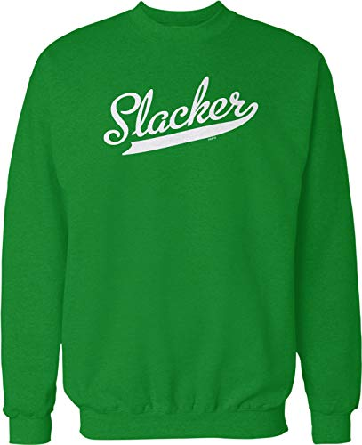 NOFO Clothing Co Slacker Script Baseball Font Crew for sale  Delivered anywhere in USA