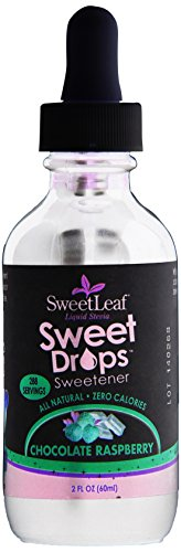 Sweet Leaf Stevia Liquid Stevia - Chocolate Raspberry - 2 oz